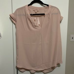 Philosophy Pink Blouse